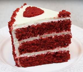 Суміш для тортів. Торт червоний оксамит .