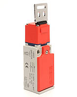 Выключатель концевой с пластиковой консолью и ключём (1НО+1НЗ) (медленное срабатывание)
