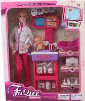 Кукла типа Барби Доктор JX100-23, фото 1