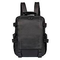 """Рюкзак мужской сумка через плече """"Casual"""" натуральная кожа"""