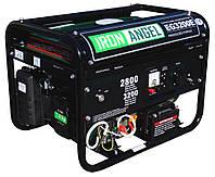 Генератор бензиновый Iron Angel EG 3200 E, фото 1