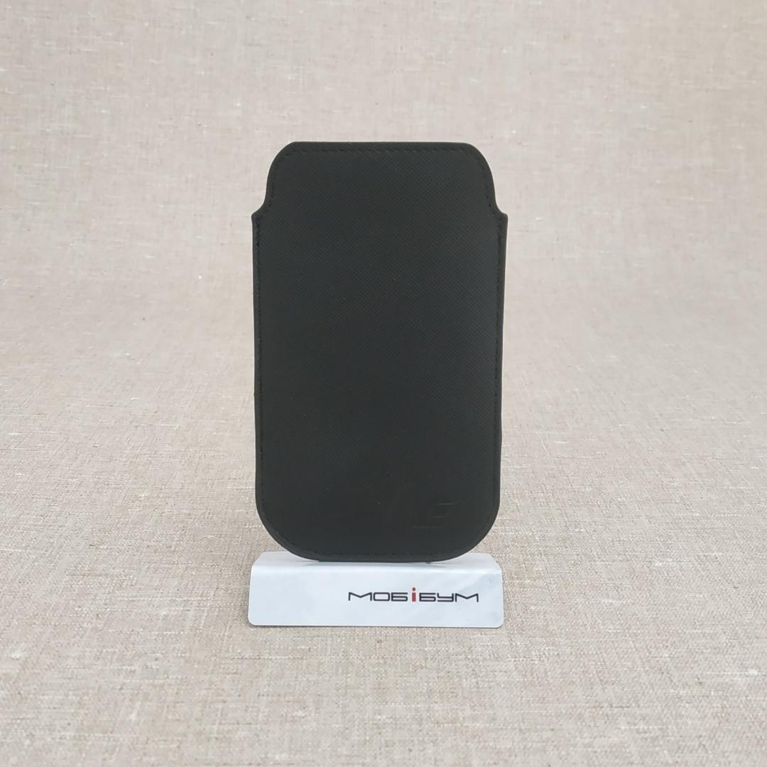 Чехол-карман ElementCASE iPhone 5s/SE black