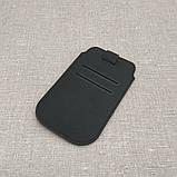 Чехол-карман ElementCASE iPhone 5s/SE black, фото 3