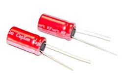 3,3mkf - 450v (Низький імпеданс) CapXon KF 10*20 105°C конденсатор електролітичний