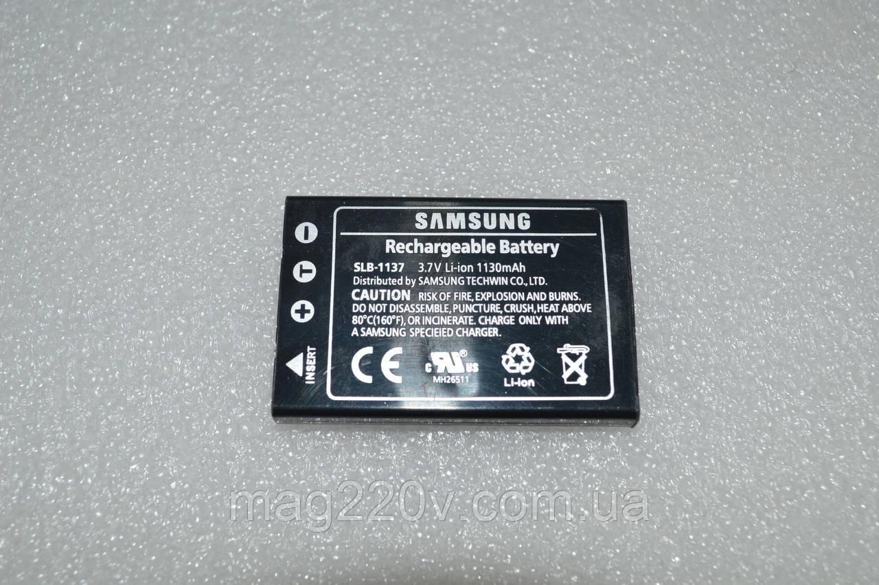 Аккумулятор SAMSUNG SLB-1137 Li-ion