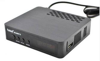 Ресивер цифровой ТВ тюнер эфирный DVB-T2 Pantesat DVB-T2 3820 HD HDMI AV