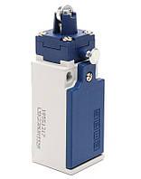 Выключатель концевой с пластиковой консолью и металлическим роликом d=13mm з фіксацией (1НО+1НЗ)