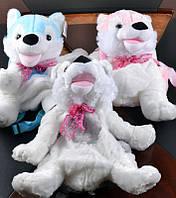 Мягкая игрушка-рюкзак Волк №17078
