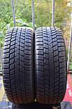 Шины б/у 185/60 R14 Bridgestone ЗИМА, пара, фото 2