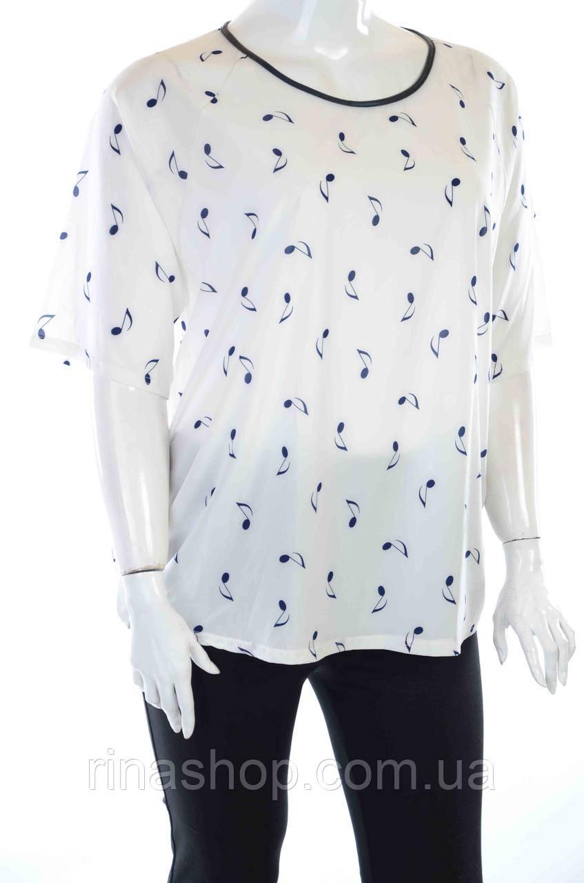 Женская футболка F090