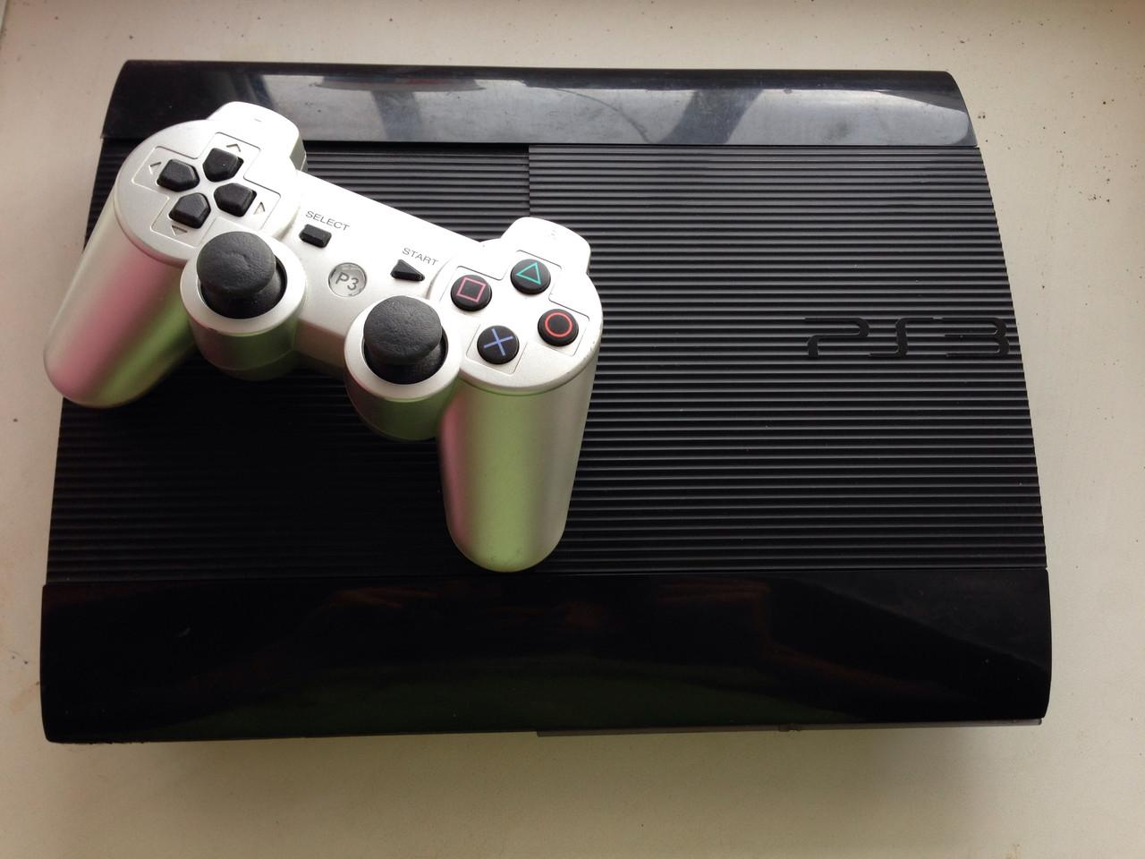 Sony Playstation 3 Super Slim 12gb 000 320 Gb Horda911