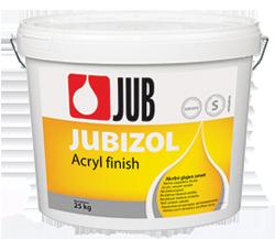 JUBIZOL  -    Акриловая  штукатурка с размером зерна 1,5 / 2,0 / 2,5   (25кг)