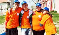 Печать на футболках, майках, кофтах, кепках в Украине, фото 1