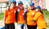 Печать на футболках, майках, кофтах, кепках в Украине