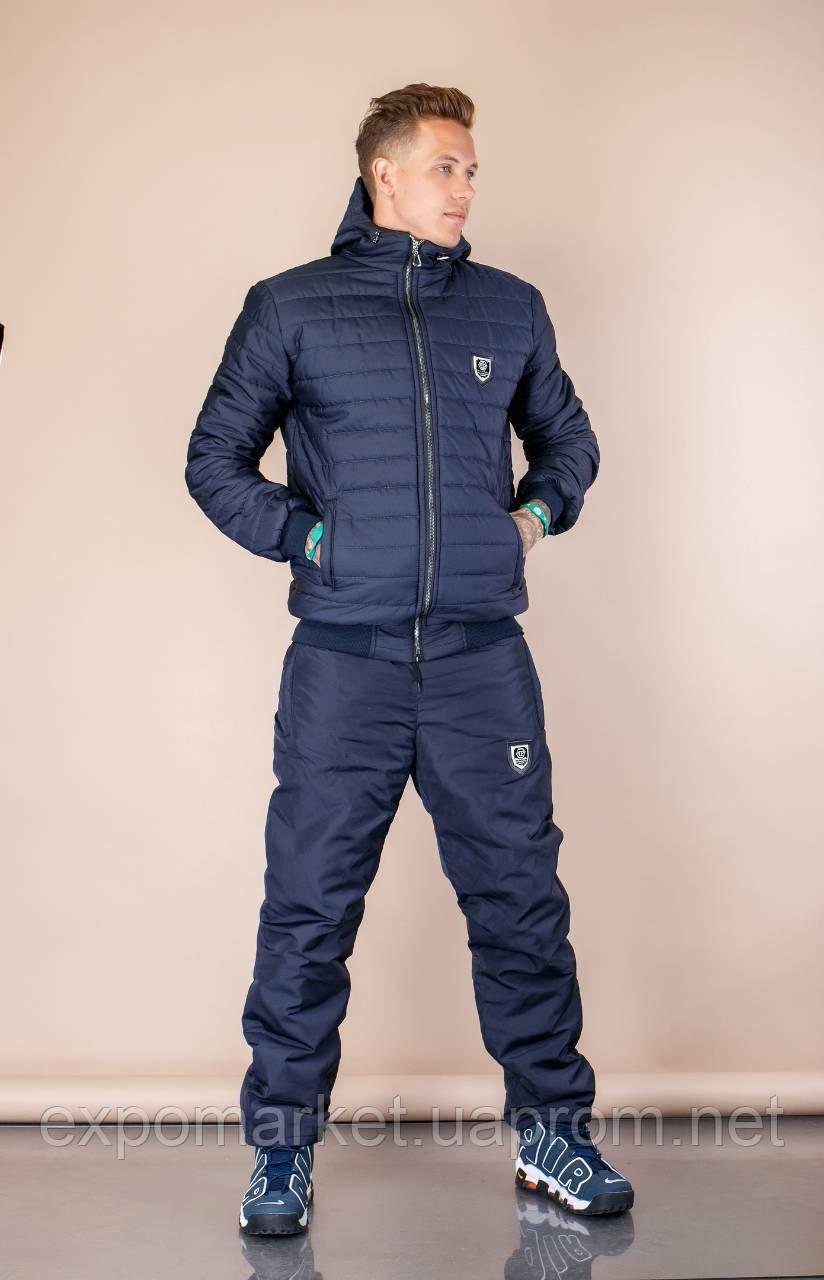 42a898de Мужской теплый спортивный костюм на синтепоне и овчинке - UltraMag в Одессе