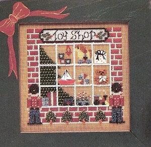 Набор для вышивки Mill Hill Toy Shop (1995)