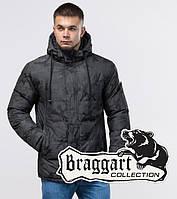 Braggart Youth   Куртка зимняя 25460 темно-серый
