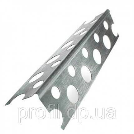Уголок алюминиевый перфорированный (3м/0,30мм), фото 2