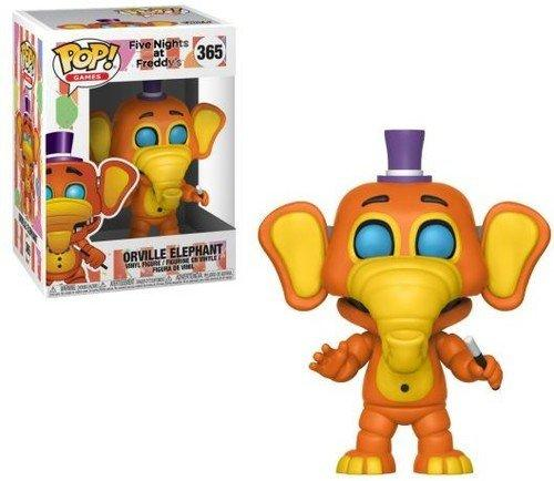 Новинка! фигурки 5 ночей с Фредди Funko Pop Games: Five Nights at Freddy's Pizza Simulator-Orville Elephant