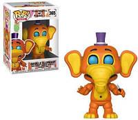 Новинка! фигурки 5 ночей с Фредди Funko Pop Games: Five Nights at Freddy's Pizza Simulator-Orville Elephant