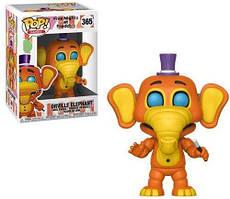 Новинка! фігурки 5 ночей з Фредді Funko Pop Games: Five Nights at freddy's Pizza Simulator-Orville Elephant