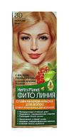 Стойкая крем-краска для волос Фито линия № 30 Ванильное небо