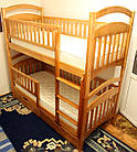 Кровать двухъярусная Карина-Люкс Высший сорт, без сучков, фото 2