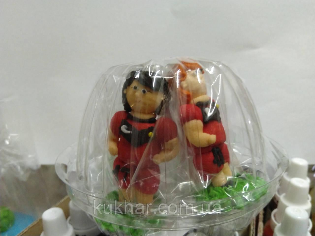 """Набір """"Футболісти маленькі"""" (Червоні)"""