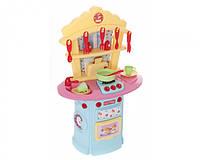 Игровая кухня Кухня Bambi 1680380 с кухонными принадлежностями (int1680380)