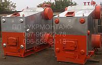 Твердотопливный водогрейный котел  Е-1,0-0,9 Р-3