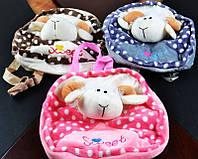 Мягкая игрушка-рюкзак ЗОО в форме животных №17116
