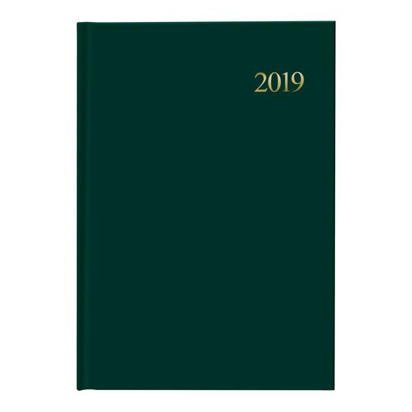 Ежедневник 2019 Стандарт Miradur Trend зеленый