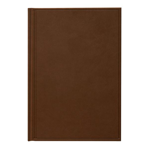 Ежедневник недат. Агенда Torino коричневый