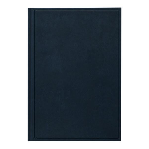 Ежедневник недат. Агенда Torino темно-синий