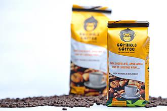 """Кофе в зернах 250г Средняя обжарка """"Gorilla's Coffee"""" (Specialty)"""