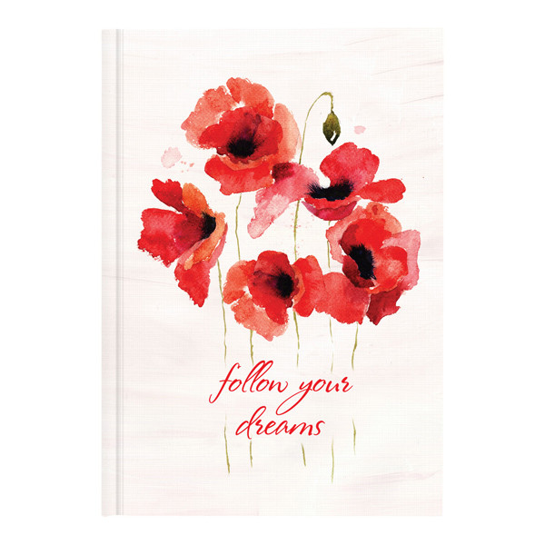 Ежедневник 2019 Стандарт Графо Flowers
