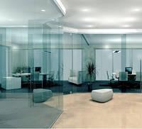 Стеклянные перегородки для офиса и дома.