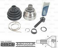 Наружный ШРУС левый/правый (38z/33z/60mm)VW TRANSPORTER IV 1.8-2.5 07.90-04.03  / Pascal