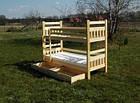 """Двухъярусная кровать из дерева """"Славек"""" 1 Сорт, фото 2"""