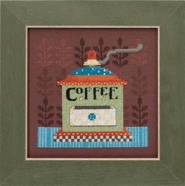 Набор для вышивки Mill Hill Coffee Grinder