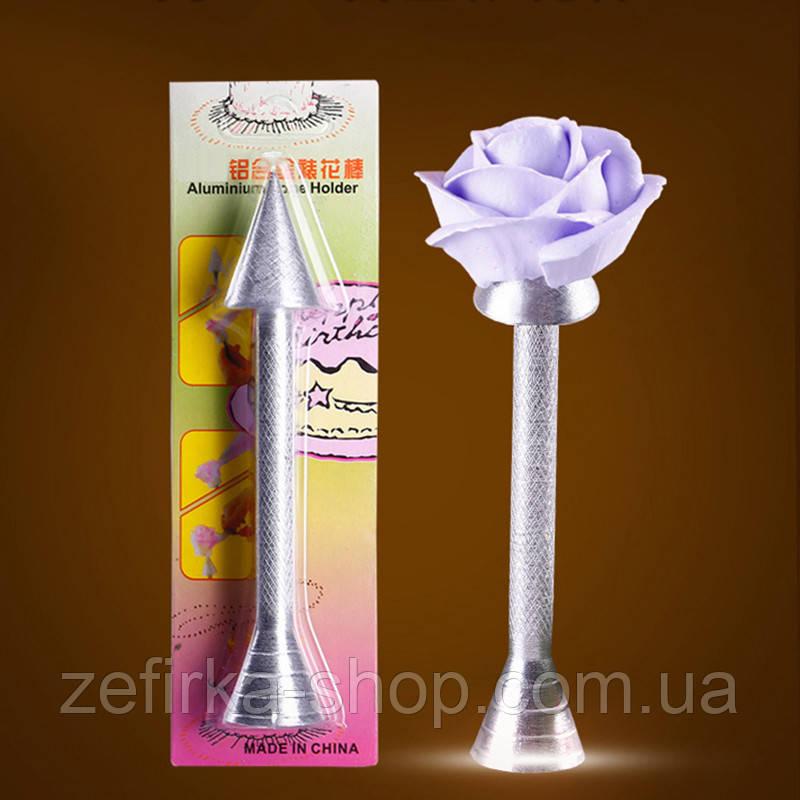 Конус- держатель для создания цветов из крема