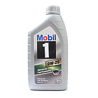 Моторное масло Mobil 1 0W-20 канистра 1л