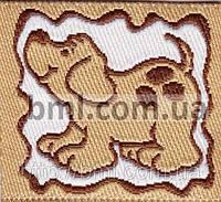 Пришивная этикетка для швейных изделий