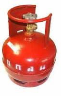Балон газовый Пропан-Бутан 5 л