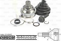 Наружный ШРУС левый/правый (38z/33z/60mm; ABS:48)VW TRANSPORTER IV 1.8-2.5 07.90-04.03  / Pascal