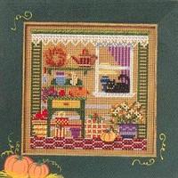Набор для вышивки Mill Hill Autumn Garden (2000)