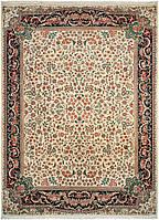 Иранский  классический шерстяной ворсовый ковёр ручной работы. Шутри . Шерсть. Размер 3720х2930мм.