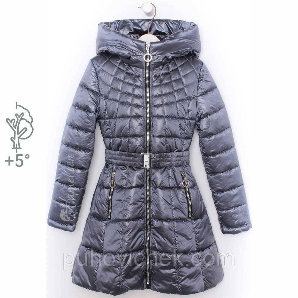 Модные куртки  для девочек осенние новинка 55