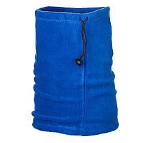 Горловик (Баф) adidas электрик (светло синий)  , фото 3