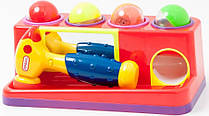 599 Развивающая игрушка «Веселый молоточек»